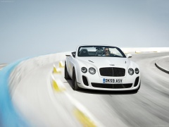 bentley continental supersports convertible pic #72727