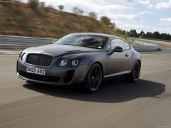 bentley continental supersports pic #72746