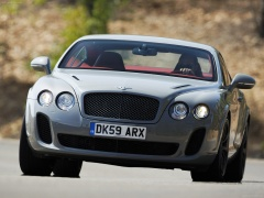 bentley continental supersports pic #72748