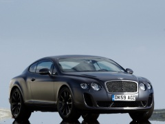 bentley continental supersports pic #72750
