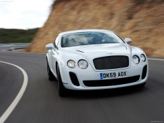 bentley continental supersports pic #72751