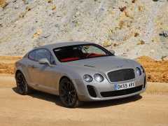 bentley continental supersports pic #72752