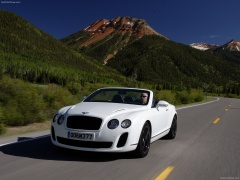 bentley continental supersports convertible pic #74461