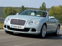 bentley continental gtc pic #85366