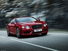 bentley continental gt v8 pic #87532