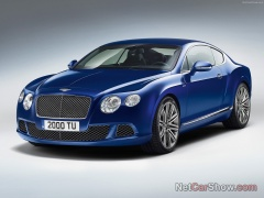 bentley continental gt speed pic #92697