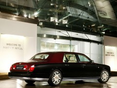 bentley arnage limousine pic #9799