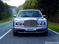 bentley arnage t pic #9803