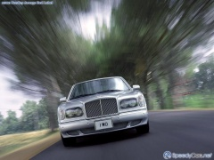 bentley arnage rl pic #9810