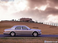 bentley arnage rl pic #9813