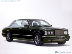 bentley arnage rl pic #9825