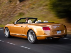 bentley continental gt speed pic #99759