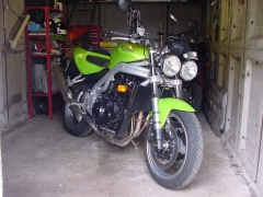 triumph speed triple pic #22877