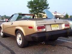 TR8 Convertible photo #5627