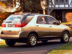buick rendezvous pic #2720