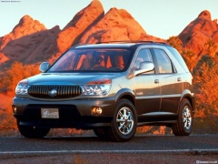 buick rendezvous pic #2722