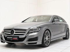 brabus cls shooting brake power diesel pic #119612