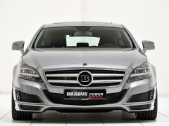 brabus cls shooting brake power diesel pic #119616