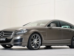 brabus cls shooting brake pic #119653
