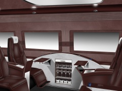 brabus sprinter business lounge pic #129240