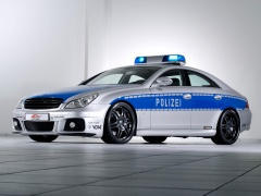 brabus rocket police car pic #40081
