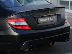 brabus bullit black arrow (w204) pic #52991