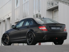 brabus bullit black arrow (w204) pic #52997