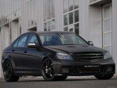 brabus bullit black arrow (w204) pic #52998