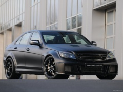 brabus bullit black arrow (w204) pic #52999
