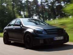 brabus bullit black arrow (w204) pic #60246