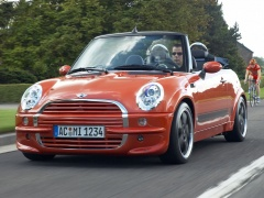 Mini Cooper Convertible photo #11562