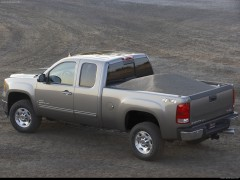 Sierra Extended Cab photo #41406