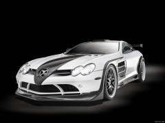 Mercedes-Benz SLR Volcano photo #132544