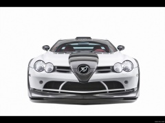 Mercedes-Benz SLR Volcano photo #132551