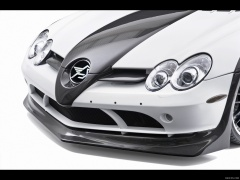 Mercedes-Benz SLR Volcano photo #132552