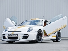 hamann porsche 911 turbo stallion pic #55817