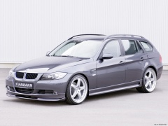 hamann bmw 3 series touring (e91) pic #59545