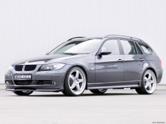 hamann bmw 3 series touring (e91) pic #59546