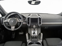 Porsche Cayenne Guardian photo #79326