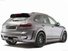 Porsche Cayenne Guardian photo #79329
