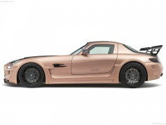 Mercedes-Benz SLS Hawk photo #79339