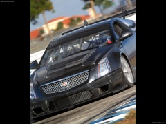 cadillac cts-v coupe race car pic #113155