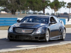 cadillac cts-v coupe race car pic #113215