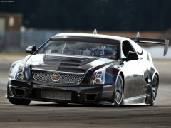 cadillac cts-v coupe race car pic #113217