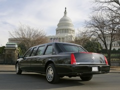 DTS Presidential Limousine photo #19143