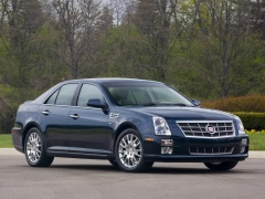 cadillac sts pic #43824