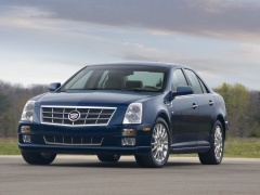 cadillac sts pic #43825
