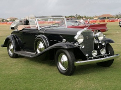 Cadillac 452 B V16 Fisher Convertible Coupe pic