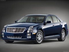 cadillac sts pic #48213