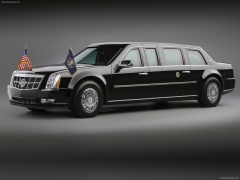 cadillac dts presidential limousine pic #60523